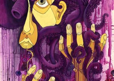 Squid Lady